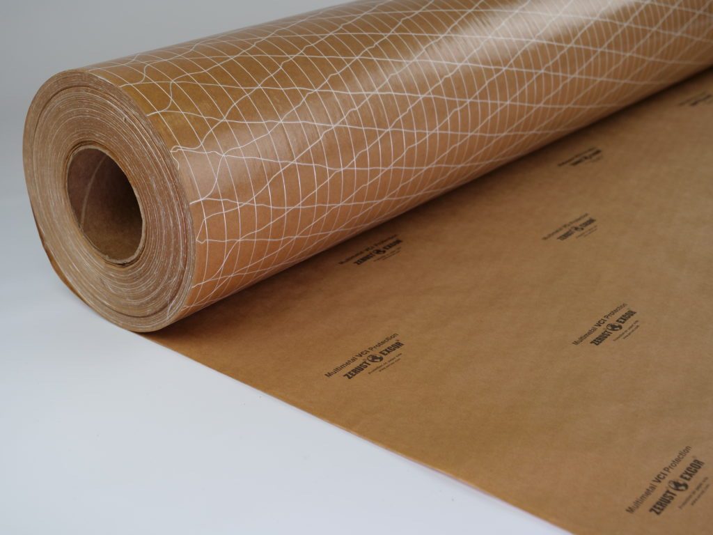 VCI Reinforced Paper