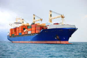 container shipment